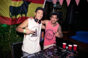 With DJ Darkness