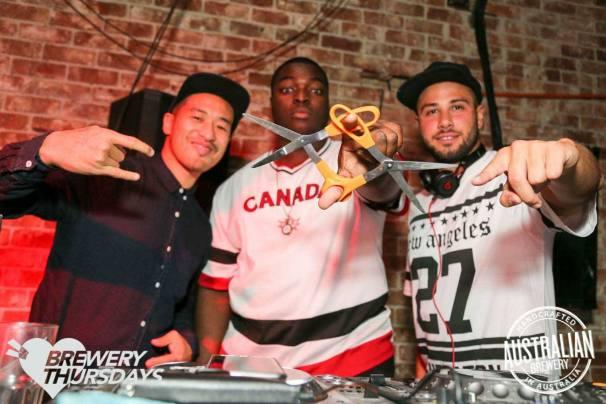 DJ K-time and DJ